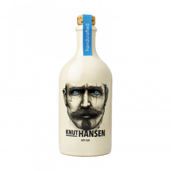 Knut Hansen Dry Gin 42% 500ml
