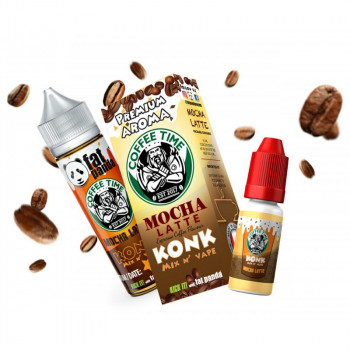 KONK Mix'n Vape Mocha Latte Aroma by Fogging Awesome
