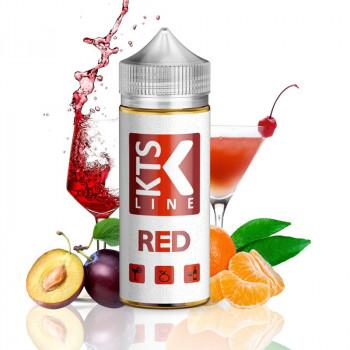Line Red (30ml) Aroma Bottlefill by KTS e-Liquid