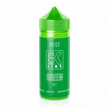 Green No. 2 30ml Longfill Aroma by KTS