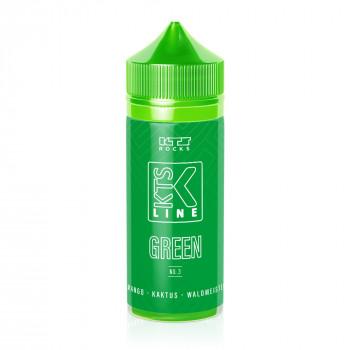 Green No. 3 30ml Longfill Aroma by KTS