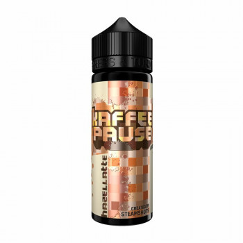 Hazellatte 20ml Bottlefill Aroma by Steamshots Kaffeepause