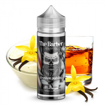 Drunken Pudding The Barber 30ml Longfill Aroma by Kapka's Flava