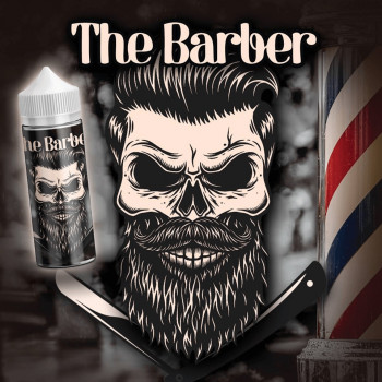 Strawberry Coconut Cream (50ml) Plus e Liquid by Kapka's Flava The Barber