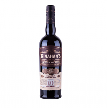 Kinahan's Irish Whiskey 10 Years Old Single Malt 46.0% Vol. 700ml