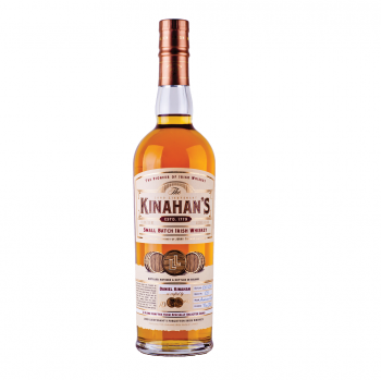 Kinahan Small Batch Irish Whiskey Whisky 46.0% Vol. 700ml
