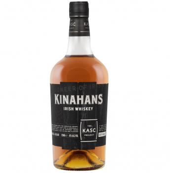 Kinahan's KASC Project IRISH Whisky 43.0% Vol. 700ml