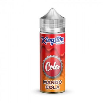 Mango Cola 100ml Shortfill Liquid by Kingston Cola