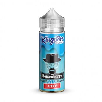 Heisenberry Fizzy 100ml Shortfill Liquid by Kingston