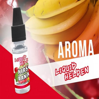 Kirsch Banane Aroma by Liquid Helden