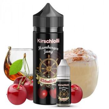 Kirschlolli & Hamburger Jung – Klötenlikör 10ml Longfill Aroma by Kirschlolli