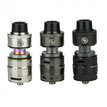 Kizoku Unlimit RTA DL 3,5ml Verdampfer Tank
