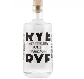 Kyrö Juuri New Make Rye Spirit Nordic Single malt Rye Whisky 46,3% 500 ml