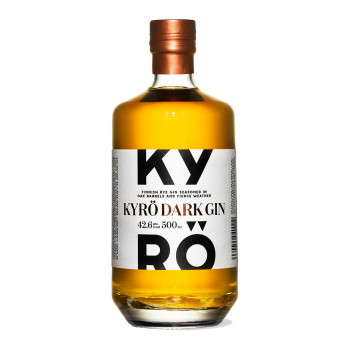 Kyrö Dark Gin 42,6% - 500 ml