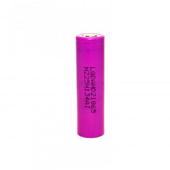 LG ICR 18650-HD2 - 2000mAh 3,6V - 3,7V (25A Konstant) Lithium Akku