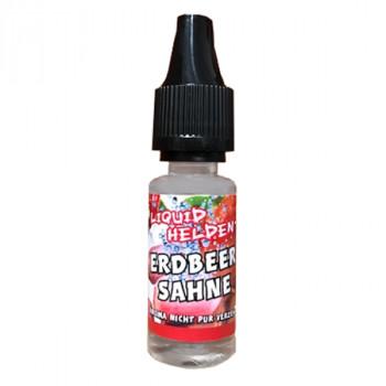 Erdbeer Sahne Aroma by Liquid Helden