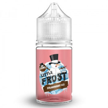 Strawberry Ice Pole (25ml) Plus e Liquid by Little Frost