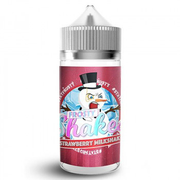 Strawberry Milkshake (25ml) Plus e Liquid by Little Frost