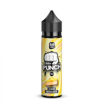 Lemon Meringue Pie 50ml Shortfill Liquid by Juice Punch
