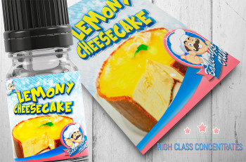 Lemony Cheesecake Aroma 15ml by Bakerys Crime