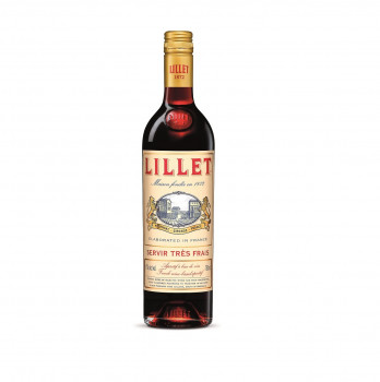 Lillet Rot Aperitif 17% Vol. 750ml