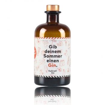 FLASCHENPOST GIN® - Gib deinem Sommer einen Gin 41% Vol. 500ml