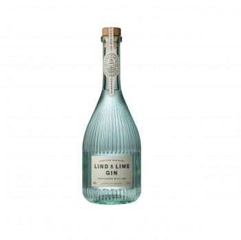 Lind & Lime London Dry Gin 44% 700ml