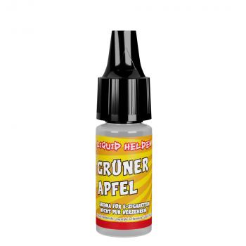 Grüner Apfel Aroma by Liquid Helden