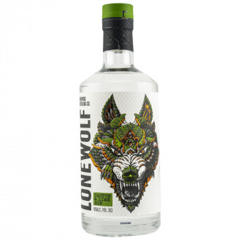 BrewDog LoneWolf Cactus & Lime Gin 40% 700ml