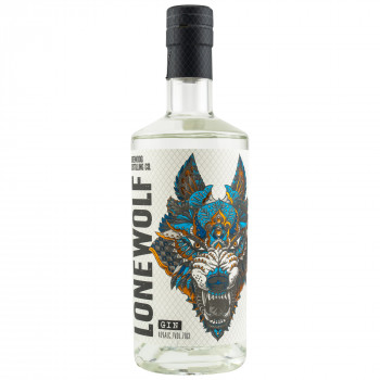 BrewDog LoneWolf Gin 40% 700ml