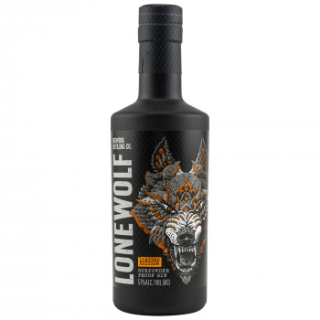 BrewDog LoneWolf Gunpowder Gin 57% 500ml