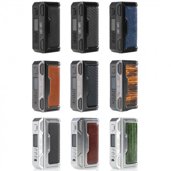 Lost Vape Thelema DNA250C 200W TC Box Mod Akkuträger