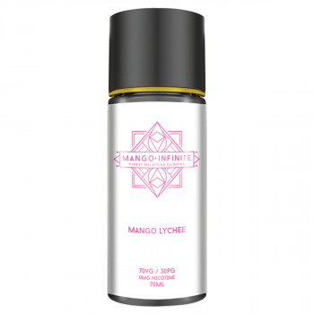 Mango Litchee (70ml) Plus e Liquid by Mango Infinite
