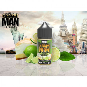 The Army Man 30ml Aroma by One Hit Wonder