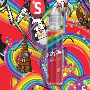 Candy Cloud 50ml e Liquid by Marina Vape