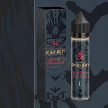 Dragon Drops Plus 50ml e Liquid by Marina Vape