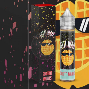 Fetti Waff Plus 50ml e Liquid by Marina Vape
