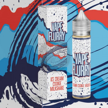 Vape Flurry 50ml e Liquid by Marina Vape