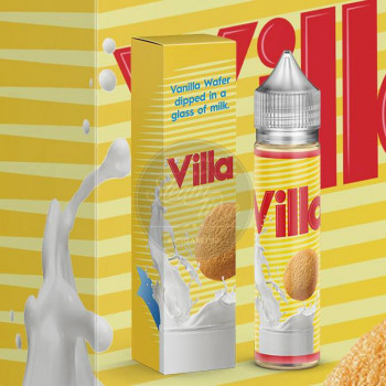 Villa Plus 50ml e Liquid by Marina Vape