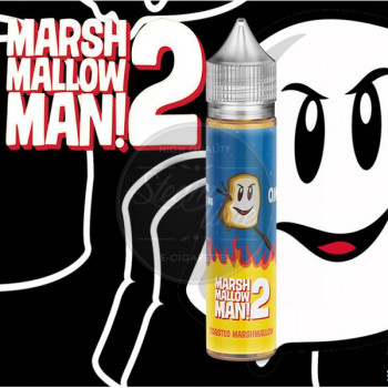 Marshmallow Man 2 Plus 50ml e Liquid by Marina Vapes