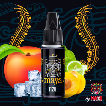 Maya Tizu 10ml Aroma by Maori Full Moon