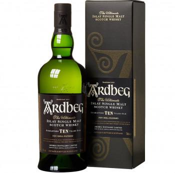 Ardbeg Islay Single Malt Scotch Whisky 10 Jahre 46% Vol. 700ml