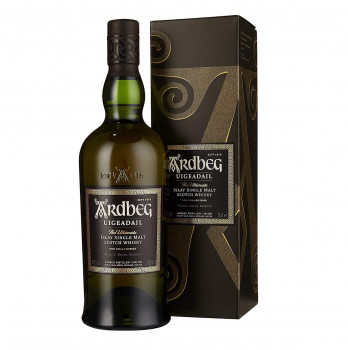 Ardbeg Uigeadail Single Malt Scotch Whisky 54,2% Vol. 700ml