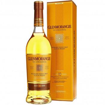 Glenmorangie Whisky Original 10 Jahre 0,7l inkl. Geschenkebox Single Malt Scotch 40% Vol. 700ml