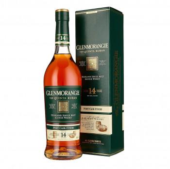 Glenmorangie The QUINTA RUBAN 14 Years Old Highland Single Malt Scotch Whisky 46% Vol. 700ml