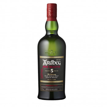 Ardbeg 5 Years Old WEE BEASTIE Islay Single Malt Scotch Whisky 47,4% Vol. 700ml