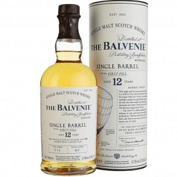 The Balvenie Single Barrel 12 Jahre Single Malt Scotch Whisky 47,8% Vol. 700ml