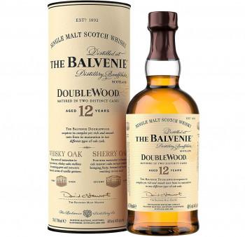 The Balvenie Doublewood Single Malt Scotch Whisky 12 Jahre 40% Vol. 700ml