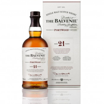 The Balvenie Portwood Single Malt Scotch Whisky 21 Jahre 40% Vol. 700ml