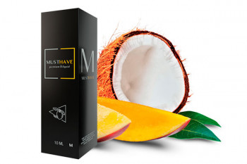 M 10ml Aroma by Must Have